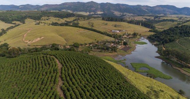 Pocos de Caldas_MG, 23 de junho de 2019 Sebrae e Cafes Vulcanicos | Banco de Imagens Na imagem, a Fazenda do Barreiro. Foto: Walfried Weissman / NITRO