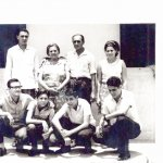 Familia em Araxá - 1965